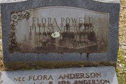 Flora <i>Powell</i> Pittsenberger