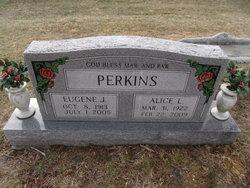Alice Louise <i>Lucado</i> Perkins