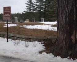 Buck Street Cemetery