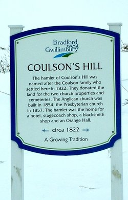 Coulsons Hill Cemetery