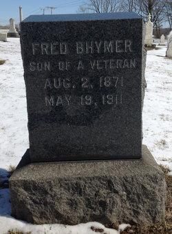 Fred Bhymer
