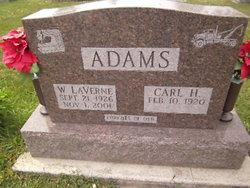 W. LaVerne Adams