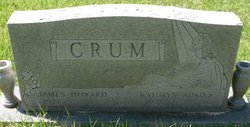 Kathryn <i>Adkins</i> Crum