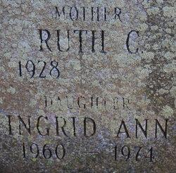 Ingrid Ann Ahlstrom
