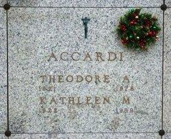 Theodore A. Accardi