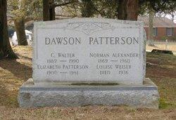 Elizabeth <i>Patterson</i> Dawson