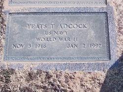 Yeats T Adcock