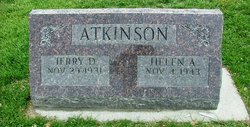 Jerald I Jerry Atkinson