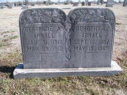 Gertrude Ann Arnall