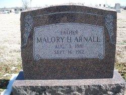 Mallory H. Matt Arnall