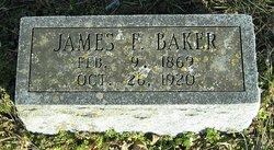 James Franklin Baker