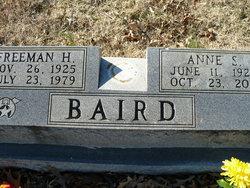 Freeman Hunter Baird, Sr