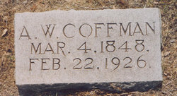 Albert Washington Coffman