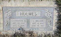Catherine Emma Holmes