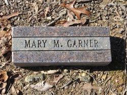 Mary Elizabeth <i>Medlock</i> Garner
