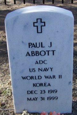 Paul J Abbott