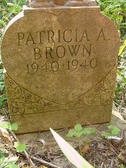 Patricia A Brown