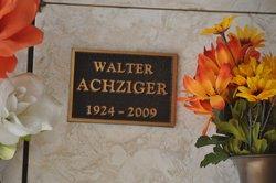 Walter Achziger