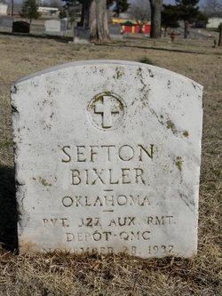 Sefton Bixler