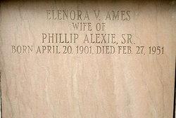 Elenora V. <i>Ames</i> Alexie