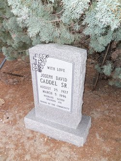 Joseph David Caddel, Sr