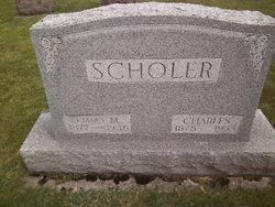 Charles Scholer