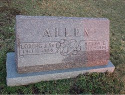 Loring J Allen, Sr