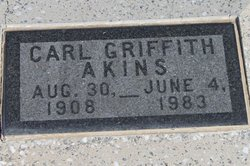 Carl Griffith Akins