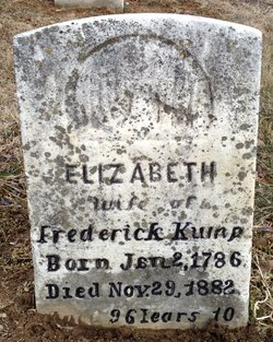 Elizabeth <i>Unger</i> Kump