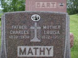 Louise <i>Dart</i> Mathy