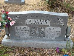 Ila E. <i>Brown</i> Adams