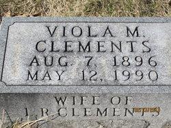 Mary Viola <i>Wathen</i> Clements