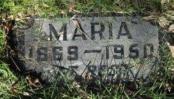 Maria <i>McCurdy</i> Cooper