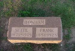 Nettie Belle <i>Ross</i> Bonham