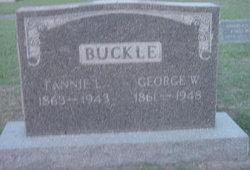 Fannie L. <i>Vincent</i> Buckle
