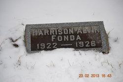 Harrison Alvin Fonda