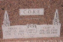 Pansy Lorene <i>Boblit</i> Coke
