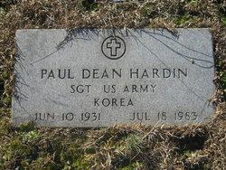 Paul Dean Hardin