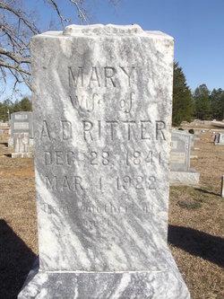 Mary <i>Gilmore</i> Ritter