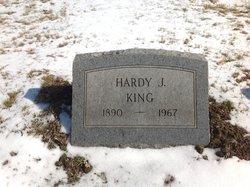Hardy J King