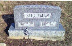 Dorothy Mildred <i>Flory</i> Stigleman