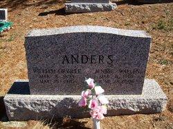 Jennie Teresa <i>Wallen</i> Anders