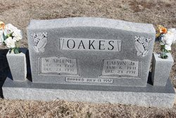 Wilma Arlene <i>Coke</i> Oakes