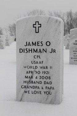 James Orville Dishman, Jr