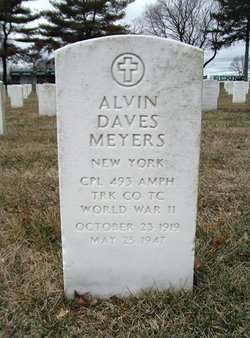 Alvin Daves Meyers