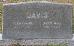 John Will Davis