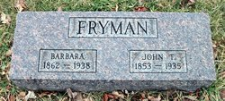 Barbara E. <i>Greathouse</i> Fryman