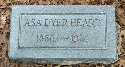 Asa Dyer Heard