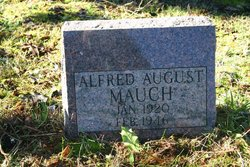 Alfred August Mauch