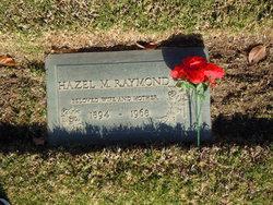 Hazel M <i>Ramsey</i> Raymond